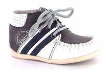 Bartek Shoes Size 6-6.5 / 23 Boy Genuine Leather School Trainers Sim Clarks