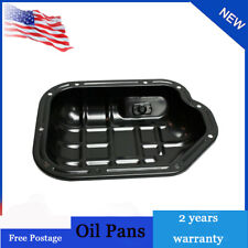 Oil Pan for 95-1999 Nissan Maxima 3.9 qts. Drain plug Lower