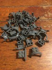 LEGO GENUINE LEGO WHEEL ARCHES DARK GREY bunble job lot of 32