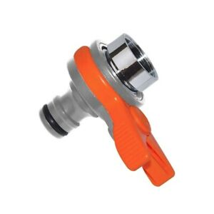 POPE Indoor Tap Adaptor For Connect Garden Hose to Sink Tap 1010749