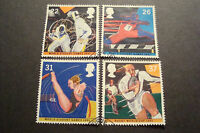 GB 1991 Commemorative Stamps~Sports~Very Fine Used Set~UK Seller