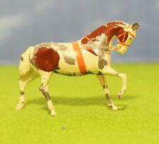 VINTAGE BRITAINS LEAD FIGURE - MAMMOTH CIRCUS HORSE - 100% ORIGINAL TOY (62)