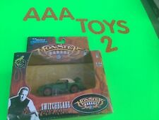 Muscle Machines Monster Garage SwitchBlade Ford Mustang 1:64 Scale 2004 MISB
