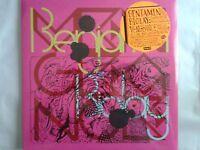 BENJAMIN BIOLAY VENGEANCE LP 33T neuf new neu + MP3 disques couleurs