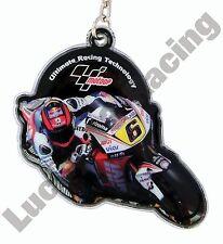 #6 Stefan Bradl MotoGP LCR Honda silcon rubber key ring motor bike gift keyring