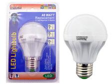 1 Pack 5 Watt LED 110V Light Bulbs = 40 Watt Replacement Energy Saving 80% Bulb