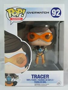 Games Funko Pop - Tracer - Overwatch - No. 92 - Free Protector