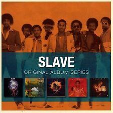 Slave - Original Album Series (5 Pack) [CD]
