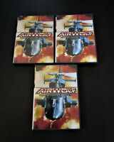 Set Of 3 Airwolf DVD'S The Collector's Edition Jan Michael Vincent