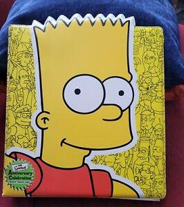 The Simpsons Mega Lot Base, Chase,  Promos, Binder etc, etc, etc