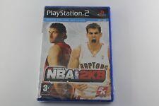PLAY STATION 2 PS2 NBA 2K8  COMPLETO NUEVO PAL ESPAÑA