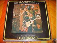 Bravo - Latin American Songs - LP - late 70s,Bulgaria