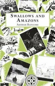 Swallows and Amazons by Ransome, Arthur Paperback Book The Cheap Fast Free Post
