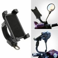 Bicycle MTB Bike Adjustable Motorcycle Handlebar Mount Holder For Cell Phone GPS