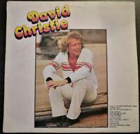 DAVID CHRISTIE *ANNO 1977-DISCO VINILE 33 GIRI* N.89