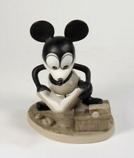Disney WDCC Mickey Mouse 70th Birthday Plane Crazy figurine