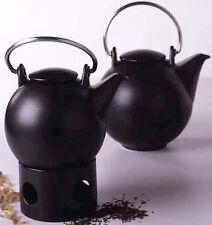 Riesen Teekanne Eslau 2,6L Porzellan aus Dänemark *NEU*