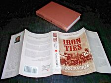 *SIGNED* Silver Rush Mysteries: Iron Ties by Ann Parker (2006) *SIGNED*