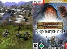 DRAGONSHARD Dungeons and Dragons strategia XP VISTA COME NUOVO