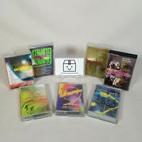 Hardcore Dancefloor, Ecstasy, Heavenly Dance / Electronica Tape Cassettes + More