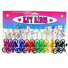 Metal Bike Keyring Sport Chain Pendant Collection Ride Cycling Bicycle Mountain