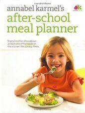 After-School Meal Planner,Annabel Karmel