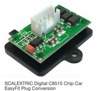 Scalextric C8515 Easy Fit Plug in Chip Conversion to Digital New Stock DPR