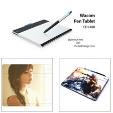POPSKIN Custom Skin Decals Sticker For Tablet WACOM INTUOS CTH-480 CTL-480 Korea