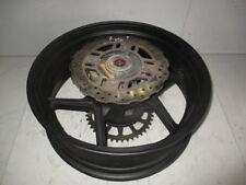 Ruota Posteriore Cerchio Ruote Disco Cerchi Kawasaki Z 750 2007 2014 Rear Wheel