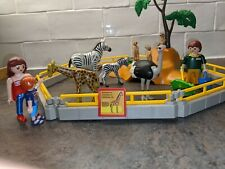 playmobil city life zoo 5968
