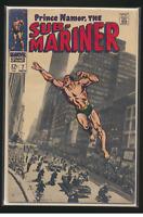 Prince Namor: Sub-Mariner #7, 1968 Marvel Comic Book, ~Fine