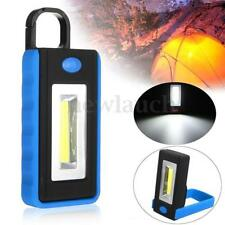 Lampes torche et lampes de poche bleu sans marque pour camping et randonnée