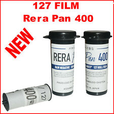 127 Film Rera Pan 400  127, Spool, S/W Negativfilm, Black & white Film...