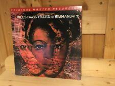 Signed by RON CARTER Miles Davis Filles de Kilimanjaro Audiophile MFSL 2x180g LP