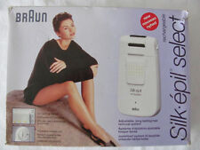 BRAUN SILK-EPIL SELECT WOMENS RECHARGABLE ELECTRIC EPILATOR EE300 EUROPEAN PLUG