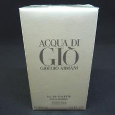 Acqua Di Gio Giorgio Armani Eau de Toilette EDT Para Hombre Spray 100 Ml 3.4 Fl Oz