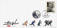 Tintin 100 ans Hergé  Numisletter de la Poste Belge & Monnaie Royale de Belgique