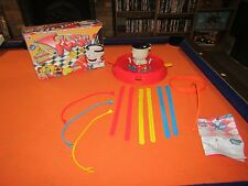 FLUSH! Skill And Action Game FOTORAMA Made in USA Squirts Real water board game