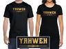 Mens Ladies YAHWEH Jesus Religious Inspirational God LORD Love Tshirt by PCA Etc
