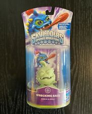 Skylanders: Spyro's Adventure - Glow In The Dark Wrecking Ball - MIP MOC New!