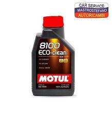 OLIO Motore MOTUL 8100 ECO-Clean 5W30 ACEA C2 - API SN / CF PER HONDA - 1 Litro