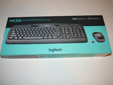 Logitech MK320 Keyboard & Mouse Combo