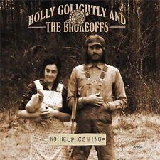 Holly Golightly & BROKEOFFS No Help Coming US CD verpackt / NEU