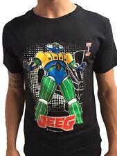 T-SHIRT JEEG ROBOT D'ACCIAIO KOTETSU L GO NAGAI HIGH DREAM OFFICIALLY LICENSED