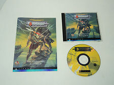 BIRTHRIGHT complete PC game by sierra boxed with manual in case