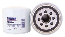 Engine Oil Filter CHAMP Filter PH820 (300, AVENGER, COMMANDER)