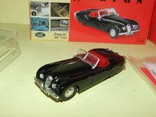 JAGUAR XK120 Noir VANGUARDS VA05901