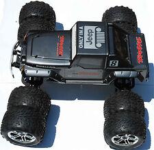 Aluminum Dually Wheel Adapter Kit (8x8) For T-Maxx Revo 2.5 /3.3 -Silv