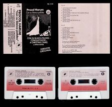 PROCOL HARUM - SPAIN CASSETTE YEL 1988 -  A WHITER SADE OF PALE - NEW SEALED