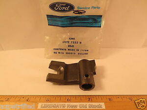 "FORD 1985 LIGHT TRUCK AND BRONCO ""END"" GATE (SHIFT) FIFTH & REVERSE 5 SPEED NOS"
